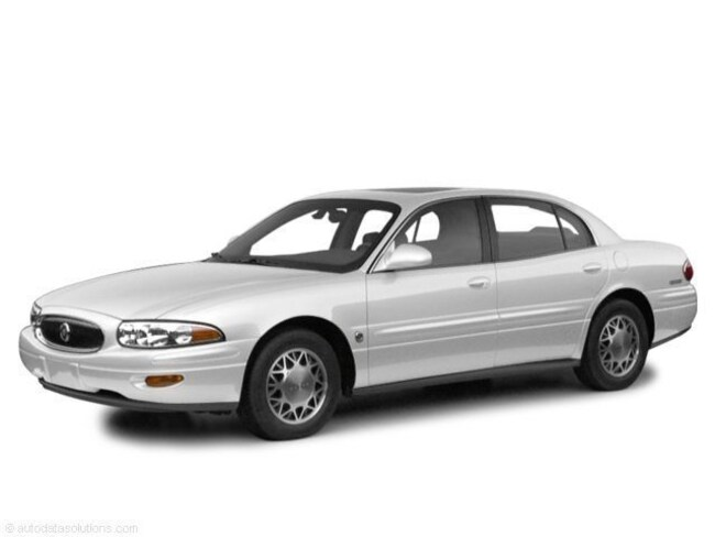 Pre-Owned 2001 Buick Lesabre Limited Sedan for sale in East Silver City, NM