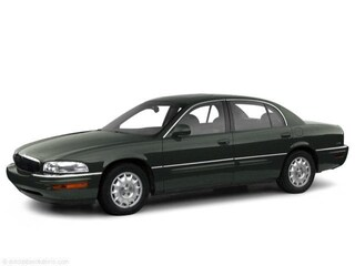 2001 Buick Park Avenue Ultra Sedan