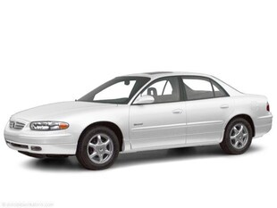 2001 Buick Regal 4dr Sdn LS Car