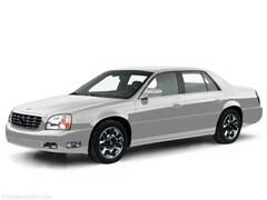2001 CADILLAC DEVILLE DHS Sedan 17671B