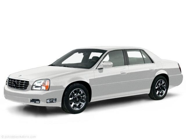 Used 2001 CADILLAC DEVILLE Base For Sale in Marion, IL |