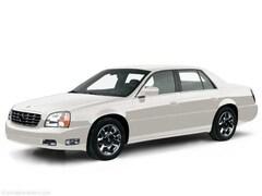 2001 CADILLAC DEVILLE Base Sedan