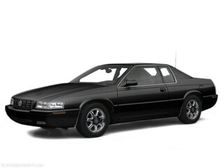 2001 CADILLAC ELDORADO ETC Coupe