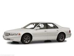 2001 CADILLAC SEVILLE SLS Sedan