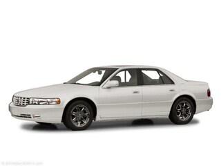2001 CADILLAC SEVILLE STS Sedan