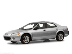 2001 Chrysler Sebring LX Sedan