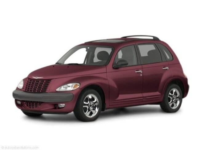 Certified Pre-owned 2001 Chrysler PT Cruiser SUV for sale in Wheeling, WV near St. Clairsville OH