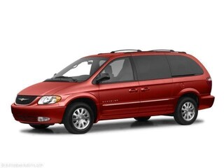 Used 2001 Chrysler Town & Country Limited Van Passenger Van Redding, CA