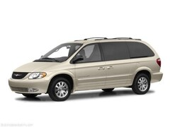 2001 Chrysler Town and Country Limited Front-wheel Drive Passenger Van