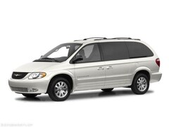 2001 Chrysler Town & Country Limited Mini-van, Passenger