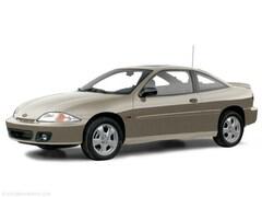 2001 Chevrolet Cavalier Base Coupe