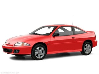 2001 Chevrolet Cavalier Base Coupe