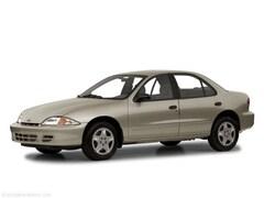 2001 Chevrolet Cavalier Base Sedan Missoula, MT