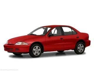 2001 Chevrolet Cavalier Base Sedan