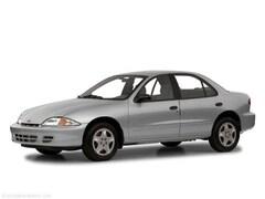 Used 2001 Chevrolet Cavalier Sedan in Helena, MT