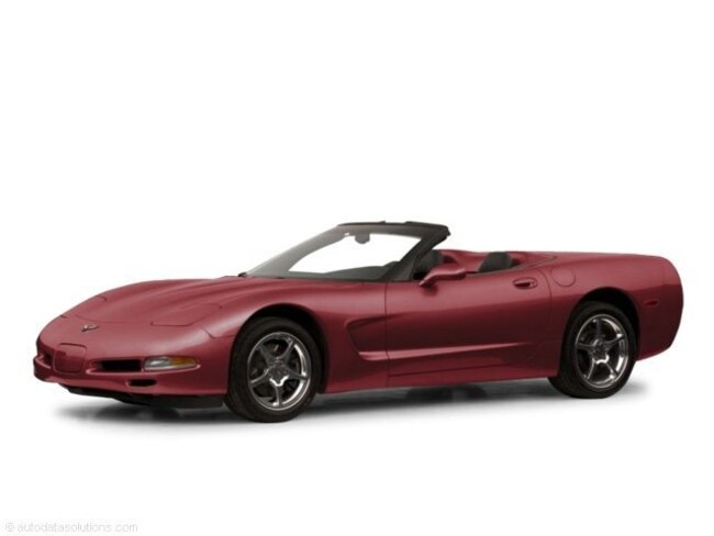 2001 Chevrolet Corvette Base Convertible