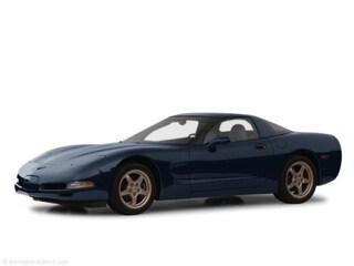 2001 Chevrolet Corvette 2dr Cpe Car Grants Pass, OR