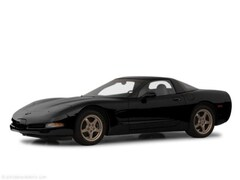 2001 Chevrolet Corvette 2dr Cpe Car