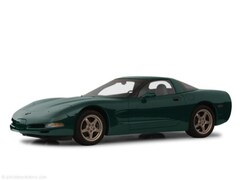 Used 2001 Chevrolet Corvette Base Coupe under $16,000 for Sale in Roswell