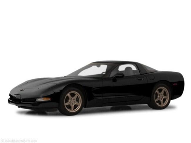 2001 Chevrolet Corvette Base Coupe