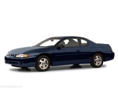 2001 Chevrolet Monte Carlo SS with Moon Roof Coupe
