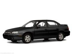 2001 Chevrolet Malibu Base Sedan