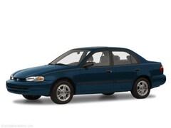 2001 Chevrolet Prizm Base Sedan