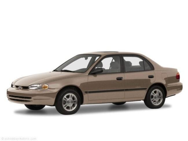 2001 Chevrolet Prizm Sedan