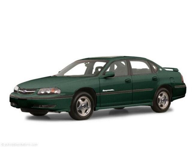 Used 2001 Chevrolet Impala LS Sedan in Mishawaka