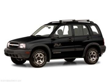 2001 Chevrolet Tracker SUV
