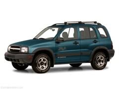 2001 Chevrolet Tracker LT SUV