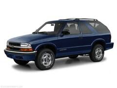 2001 Chevrolet Blazer LS SUV