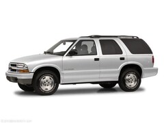 Used 2001 Chevrolet Blazer LS LS under $10,000 for Sale in Daytona