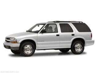2001 Chevrolet Blazer LS LS