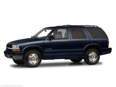 2001 Chevrolet Blazer SUV