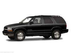 Bargain Used 2001 Chevrolet Blazer SUV near South Bend & Elkhart