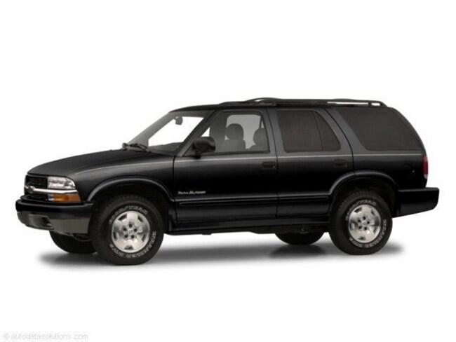 2001 Chevrolet Blazer TrailBlazer SUV