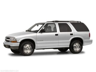 Used 2001 Chevrolet Blazer SUV for Sale near Levittown, PA, at Burns Auto Group