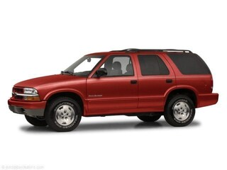 Used 2001 Chevrolet Blazer LT 4WD LT 1GNDT13W91K260957 for sale in Seneca, SC near Greenville, SC