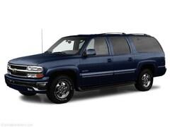 2001 Chevrolet Suburban 1500 SUV