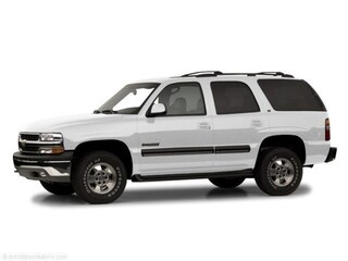 2001 Chevrolet Tahoe 4DR 4WD LS SUV