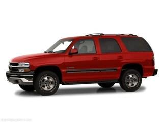 2001 Chevrolet Tahoe LT SUV