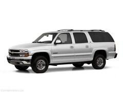 2001 Chevrolet Suburban LS Sport Utility