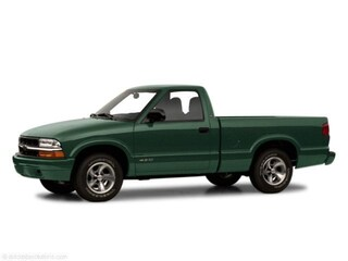 Used 2001 Chevrolet S-10 Truck Regular Cab for Sale near Levittown, PA, at Burns Auto Group