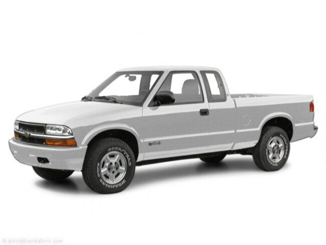 2001 Chevrolet S-10 Truck Extended Cab