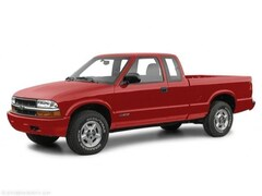 Used 2001 Chevrolet S-10 Truck Extended Cab Helena, MT