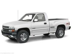 Used 2001 Chevrolet Silverado 1500 LS Truck for sale in Anniston, AL