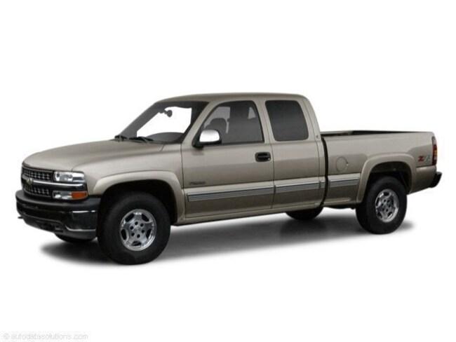 2001 Chevrolet Silverado 1500 Truck Extended Cab