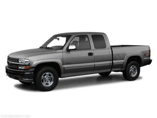 Affordable Used  2001 Chevrolet Silverado 1500 LS Ext Cab 143.5 WB LS For Sale in New Bern, NC