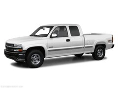 Used 2001 Chevrolet Silverado 1500 Truck Extended Cab Midland, TX